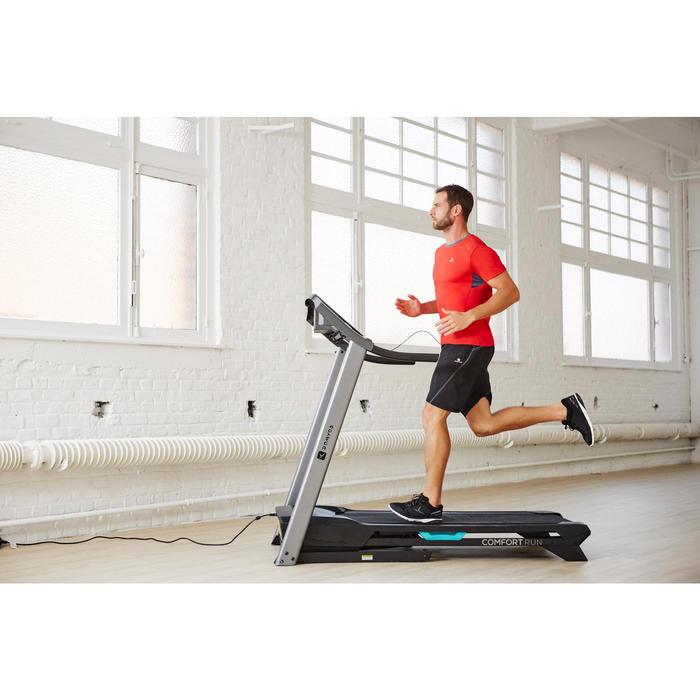 Short fitness cardio homme noir FST120