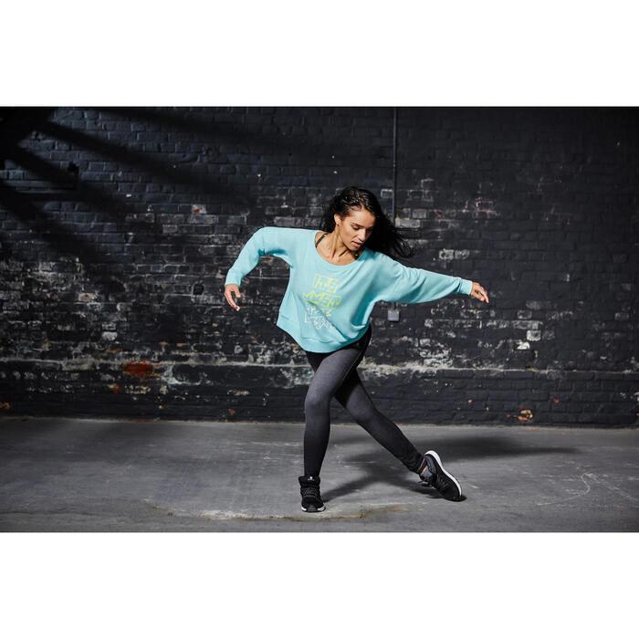 Jeggings danza mujer gris