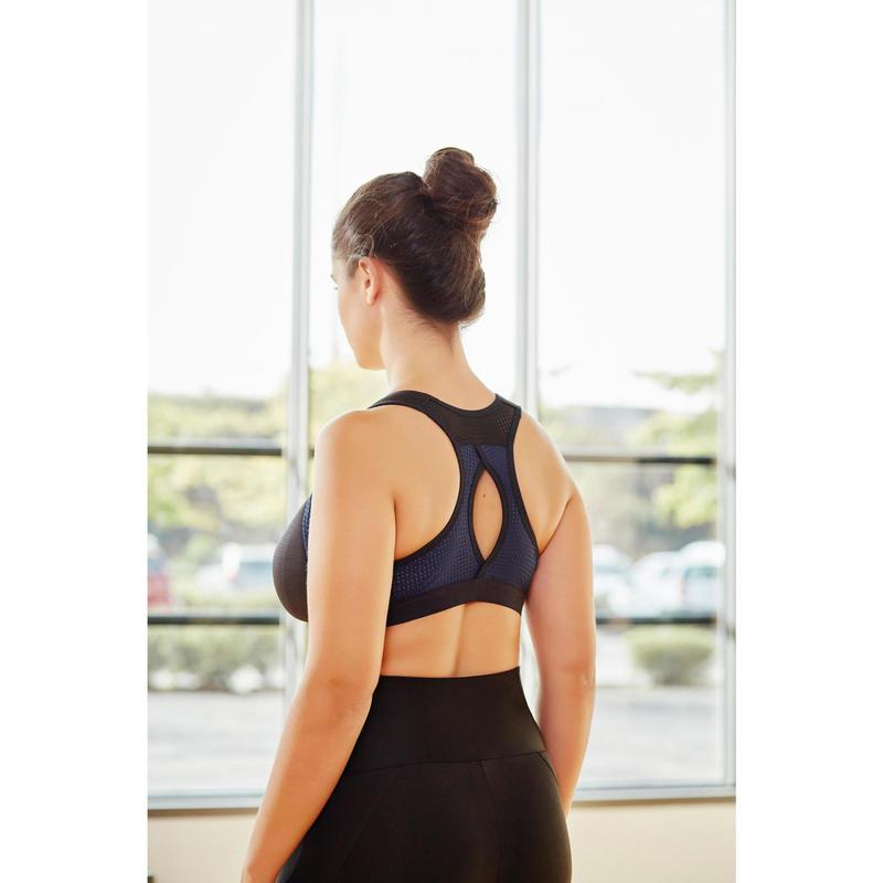 altamente elogiato qualità del marchio comprare Intimo - Top donna cardio fitness POWER 900 nero