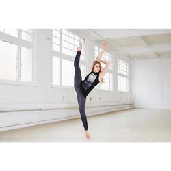 Dansjegging voor dames grijs