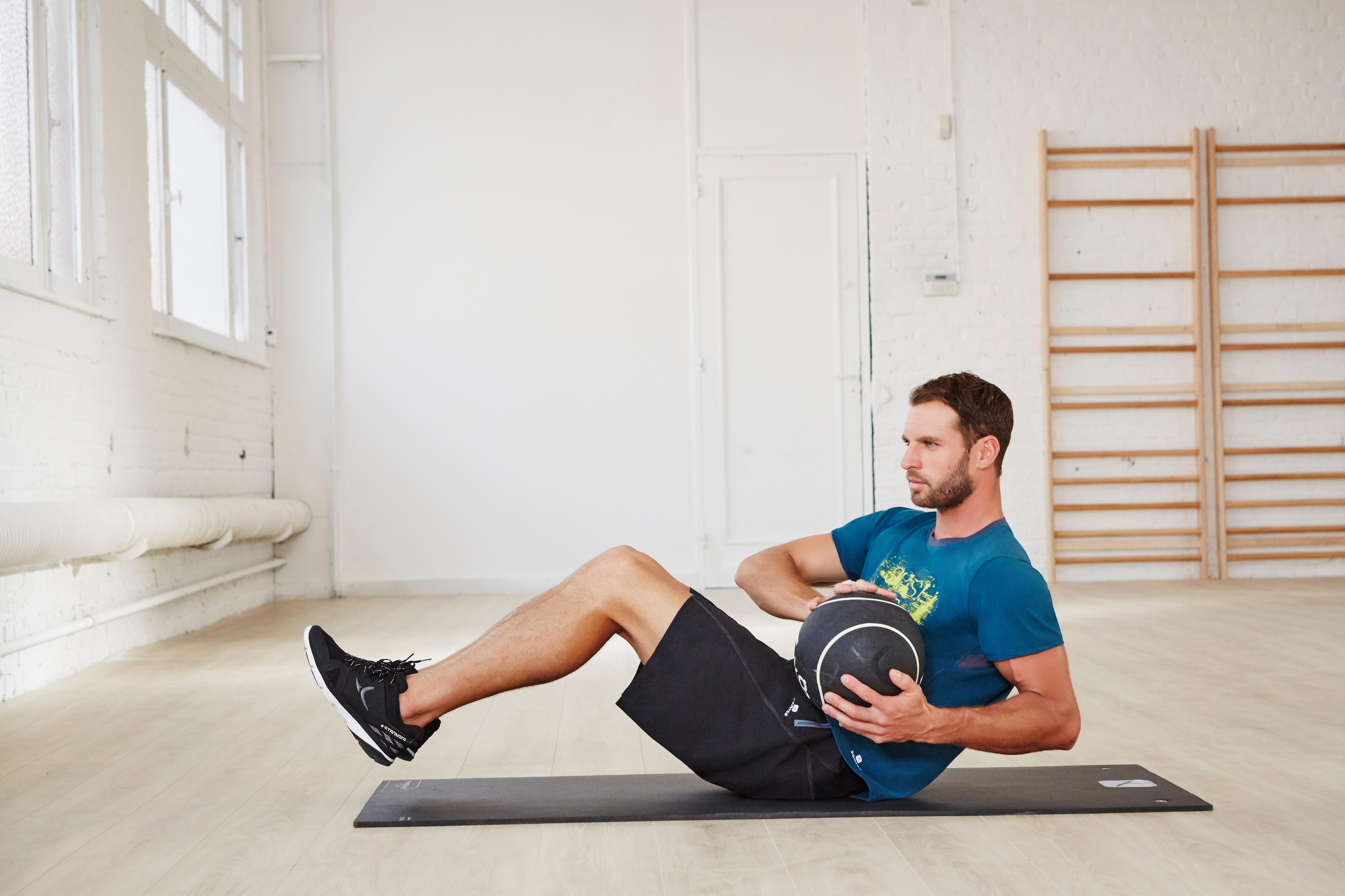 Energy Fitness and Cardio Shorts - Dark Grey