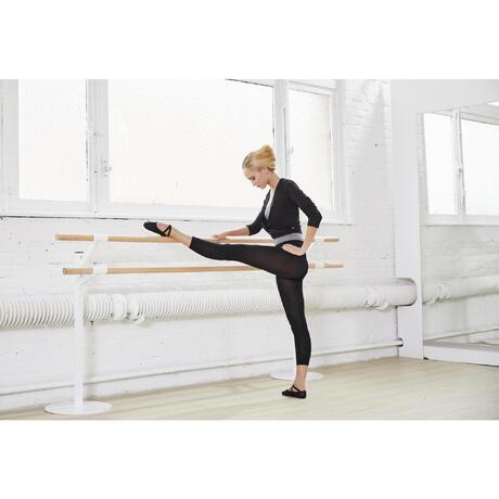 Dámské punčochové legíny na balet černé  82fb767f87