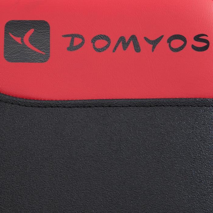 Opklapbare en schuin te zetten fitnessbank 500 DOMYOS - 1099738