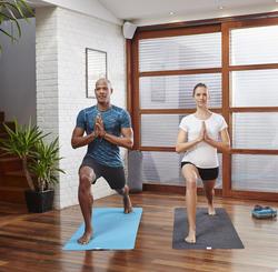 Polyester short Yoga+ voor heren - 1099855
