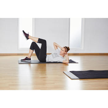 Bandeau élastique (lot de 3) fitness cardio-training femme rose et - 1099885