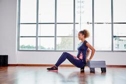 Figuurcorrigerend fitness T-shirt Shape+ voor dames - 1099906
