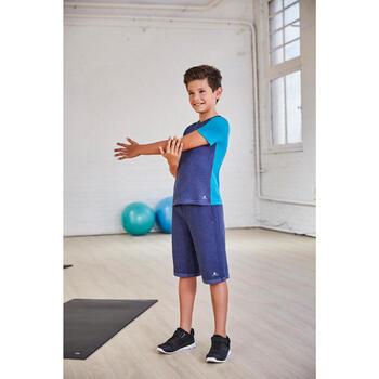T-Shirt manches courtes Gym garçon - 1099912