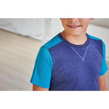T-Shirt manches courtes Gym garçon - 1099916