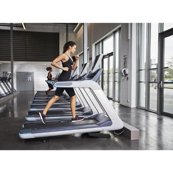 Ceinture de sudation fitness cardio noire - 1099922