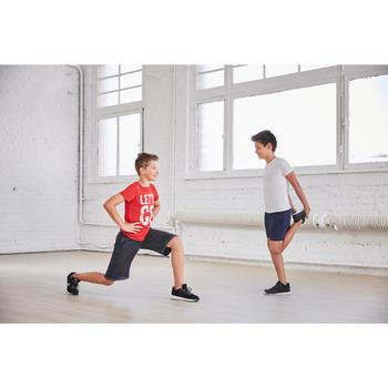 T-Shirt manches courtes 100 Gym garçon imprimé - 1099932