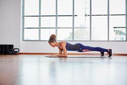 Figuurvormende fitnesstop Shape+ voor dames - 1099953