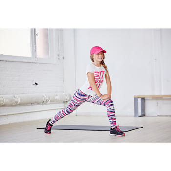 Gym legging met print voor meisjes - 1099957