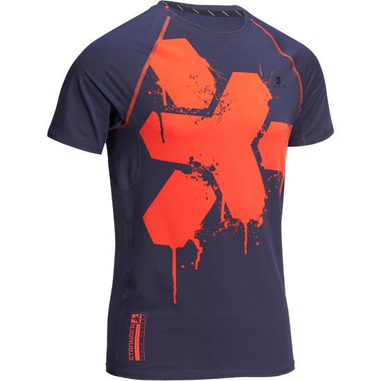 T-shirt Fitness Muscle voor heren - 1100014
