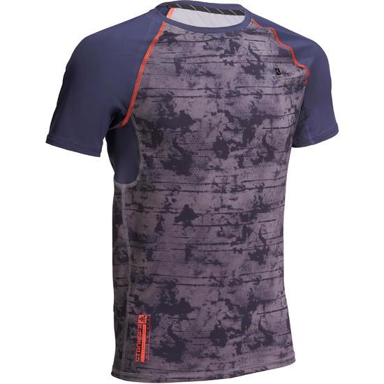 T-shirt Fitness Muscle voor heren - 1100158