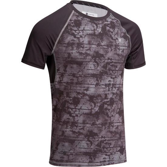 T-shirt Fitness Muscle voor heren - 1100195