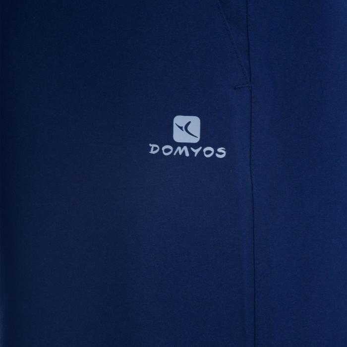 Sporthose Cardio 100 Herren Fitness marineblau