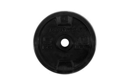 Rubber Weight Training Disc Weight 28 mm