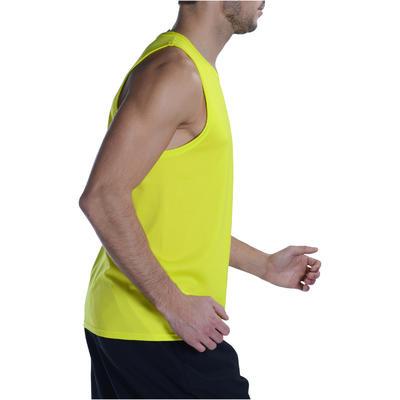 Energy Cardio Fitness Tank Top - Yellow