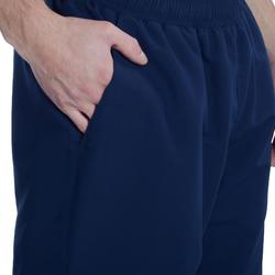Broek trainingspak cardiofitness heren marineblauw FPA100