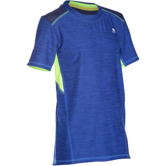 Jongens gym-T-shirt met korte mouwen Energy - 1101073