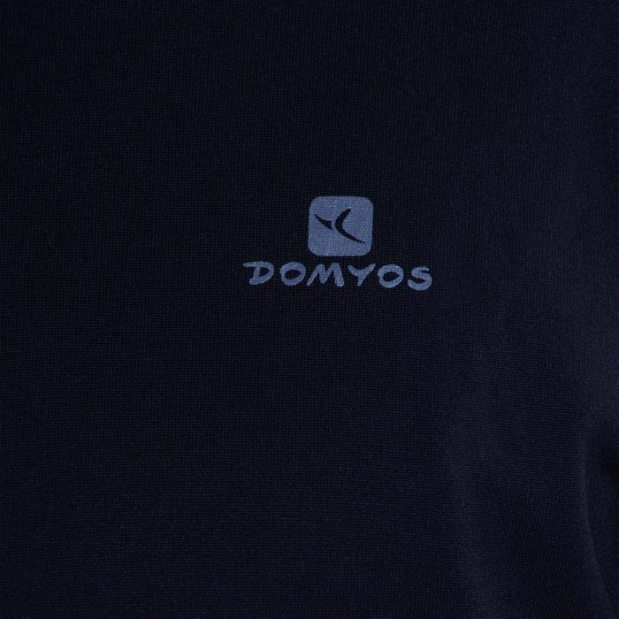 Fitness T-shirt Energy voor heren, voor cardiotraining, zwart