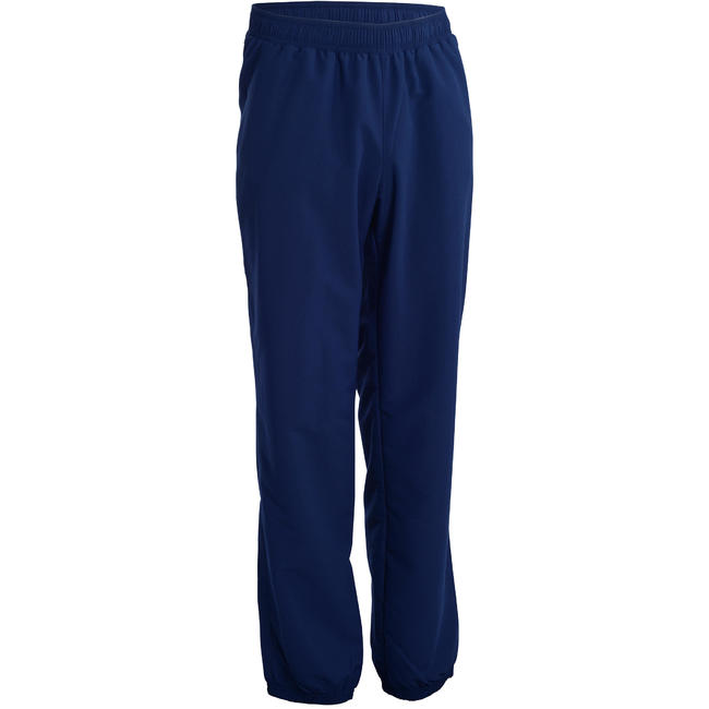 Men's Non-Stretchable Tracksuit Pant - Navy Blue