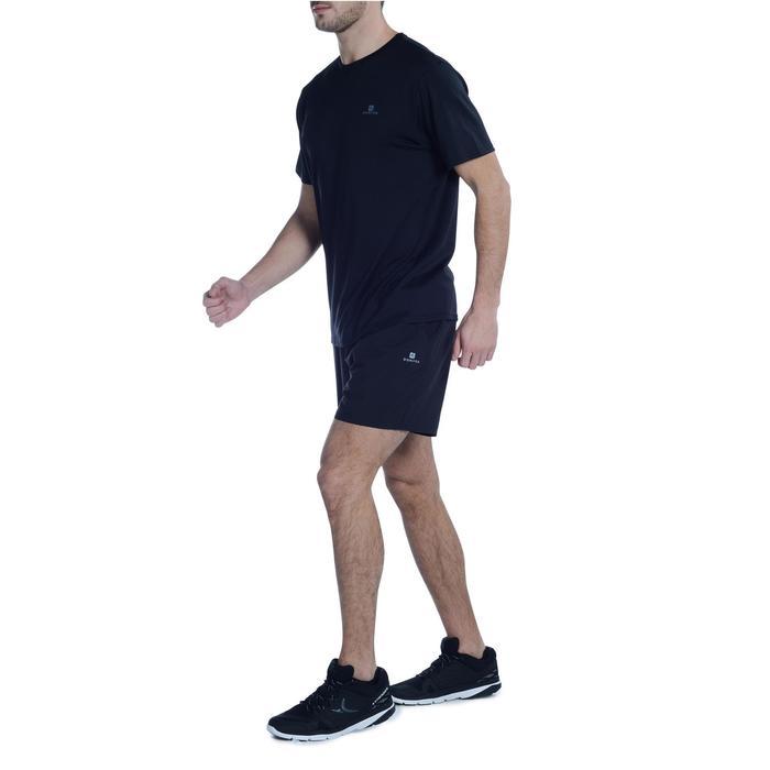 T-shirt fitness cardio homme noir ENERGY