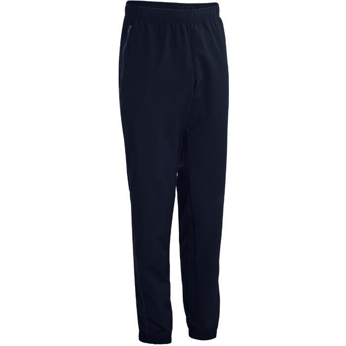 Pantalon fitness cardio homme noir FPA120 - 1101466