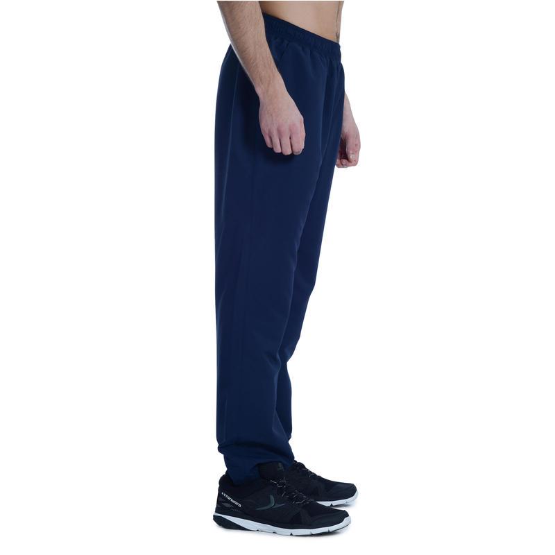Men's Regular-Fit Tracksuit Pant - Navy Blue