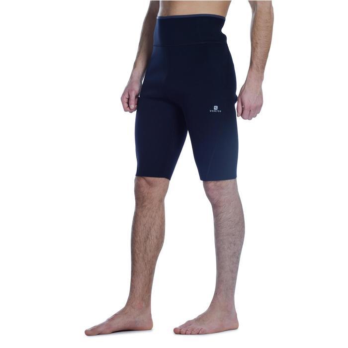 Schwitz-Sporthose Herren schwarz