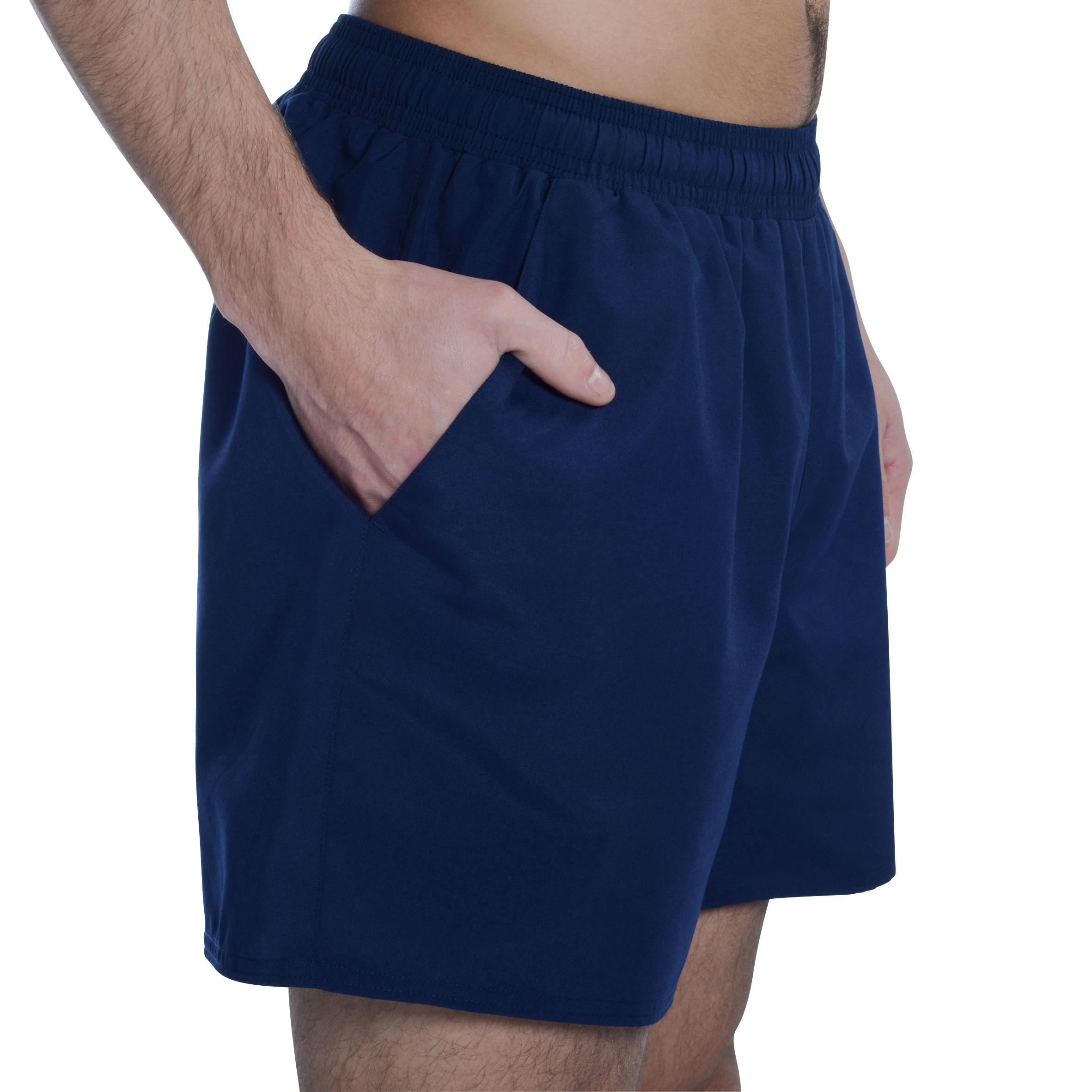 FST100 Fitness Cardio Shorts - Navy Blue