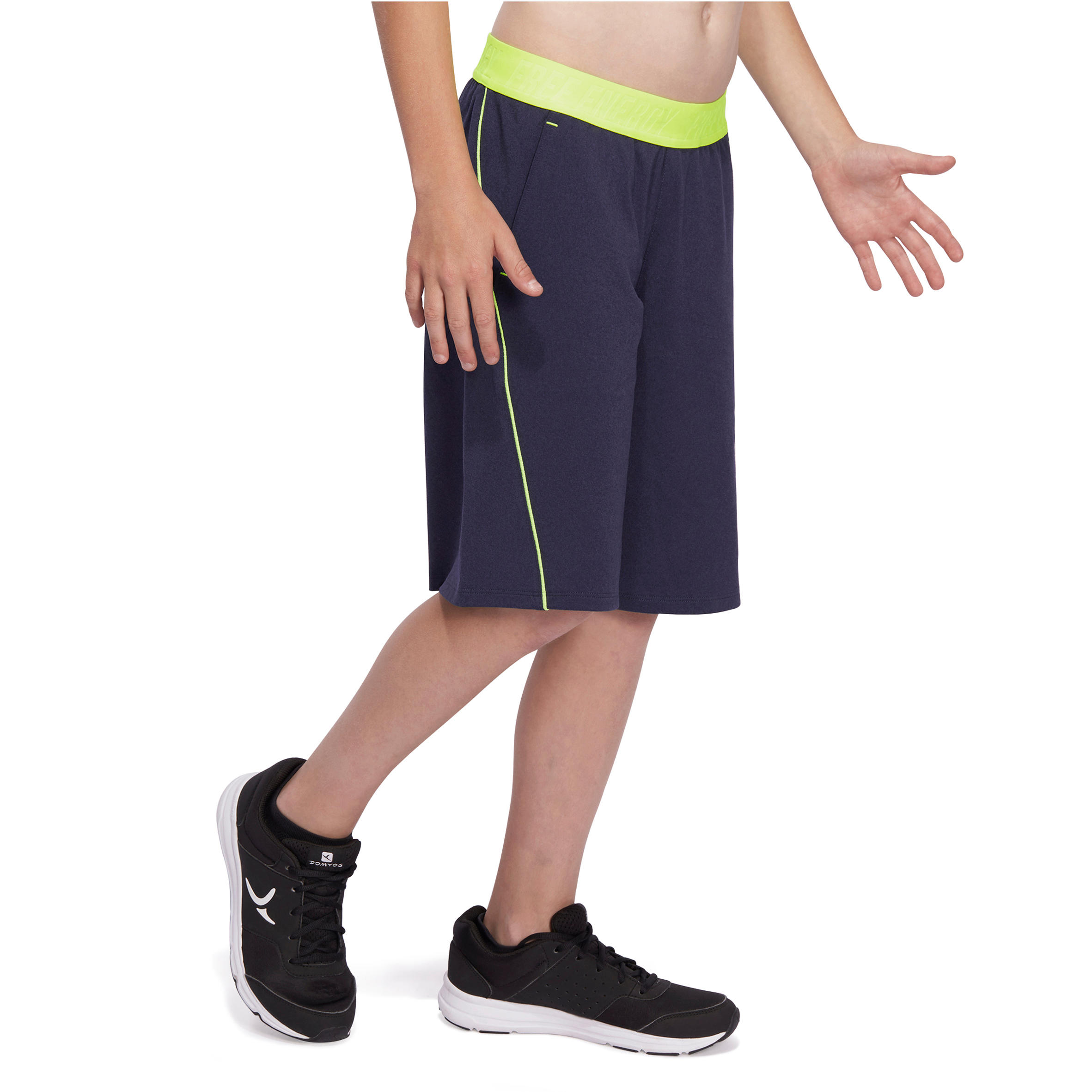 Energy Boys' Gym Shorts - Blue