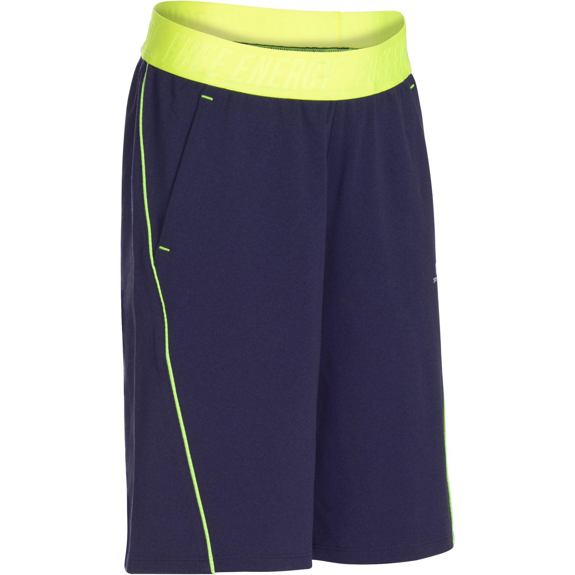 Short gym energy gar on bleu domyos by decathlon - Tapis de course energetics power run 4 0 ...