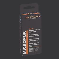 Tabletten Micropur Classic - Wasserdesinfektion 50 Stück