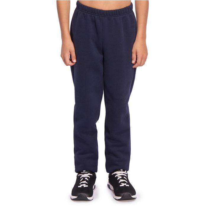 Pantalon 100 chaud regular Gym garçon Warm'y - 1101831