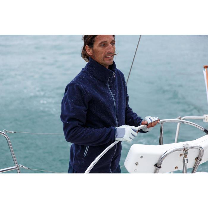 Polaire bateau homme RACE foncé - 110190