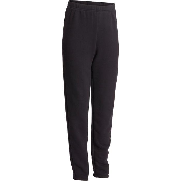 Pantalon 100 chaud regular Gym garçon Warm'y - 1101930