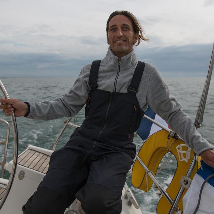 Polaire bateau homme RACE foncé - 110197
