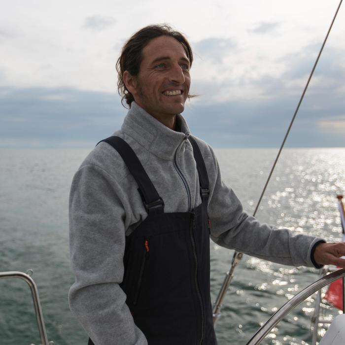 Polaire bateau homme RACE foncé - 110198