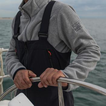 Polaire bateau homme RACE foncé - 110199
