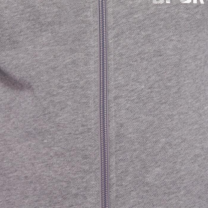 Survêtement 120 Gym garçon imprimé Warm'y Zip - 1102004
