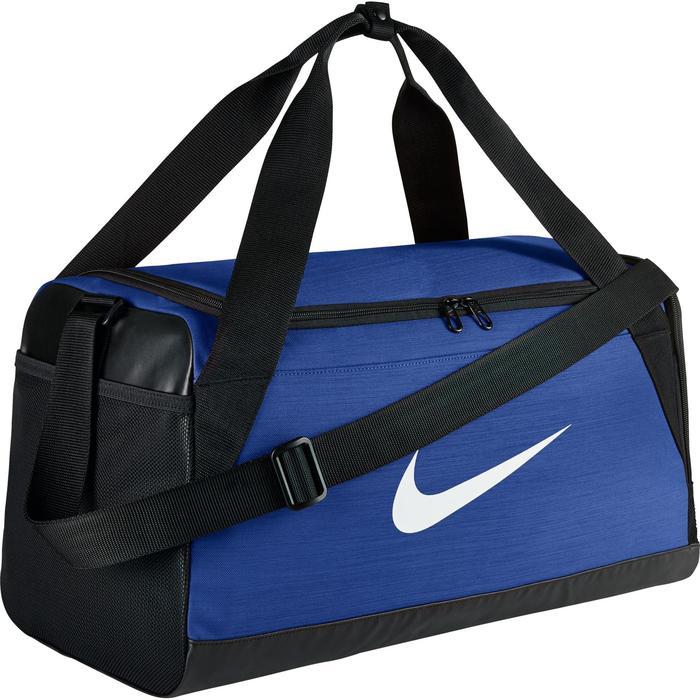 38adba56954 Nike Fitnesstas Nike Brasilia blauw | Decathlon.nl