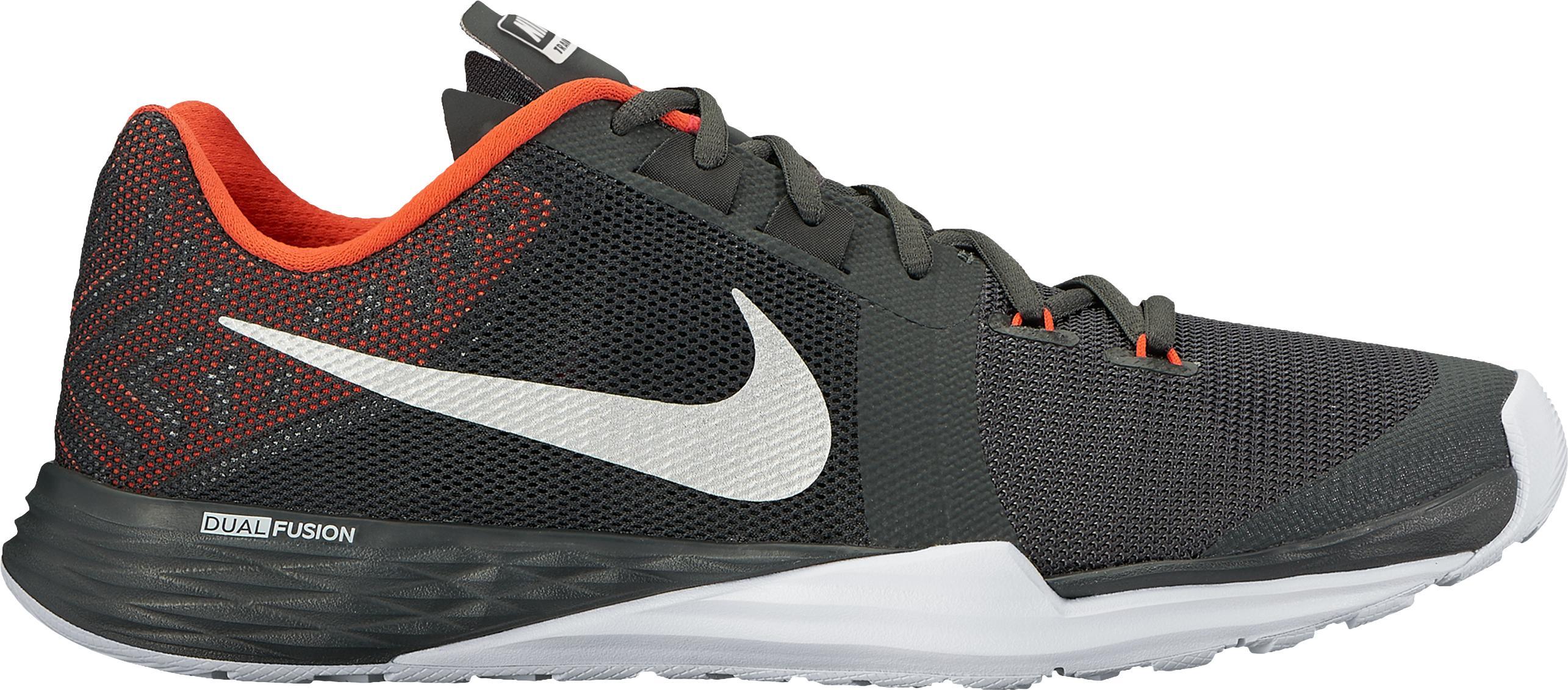 Nike Fitnessschoenen Train Prime Iron voor heren zwart/wit/rood