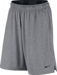 Fitnessshort voor heren, Dry Fit, grijs