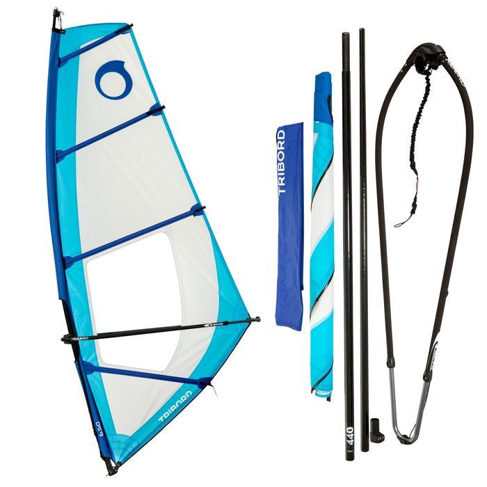 Rigg Windsurfen 6,5m² Erwachsene