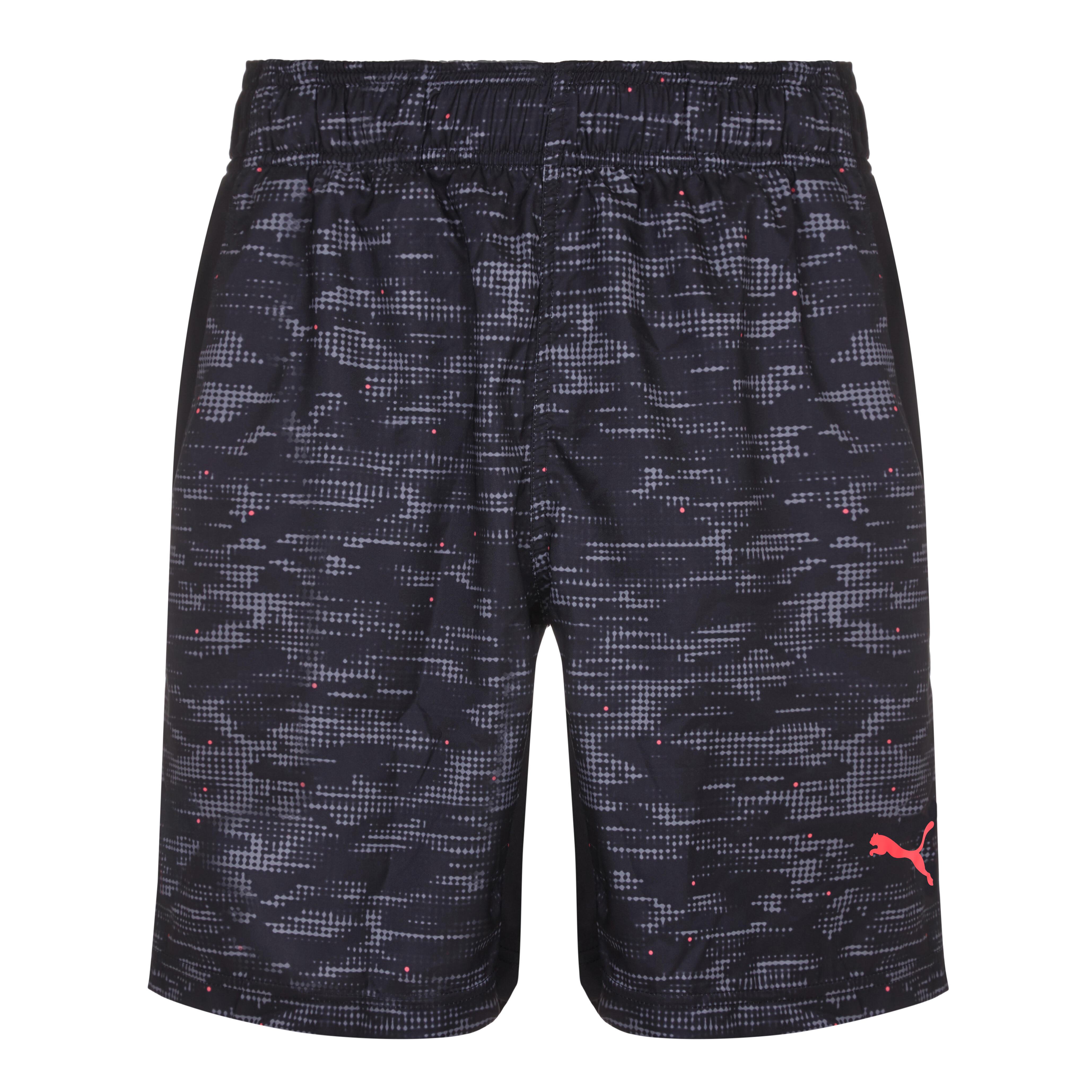 Puma Fitness short voor heren zwart