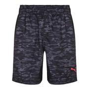 Kratke hlače za fitness muške crne