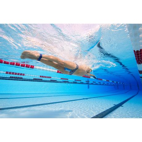 Swimming Pull Buoy - Blue Pink   Nabaiji