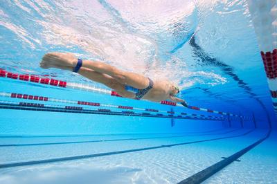 רצועת קרסול לשחייה 900