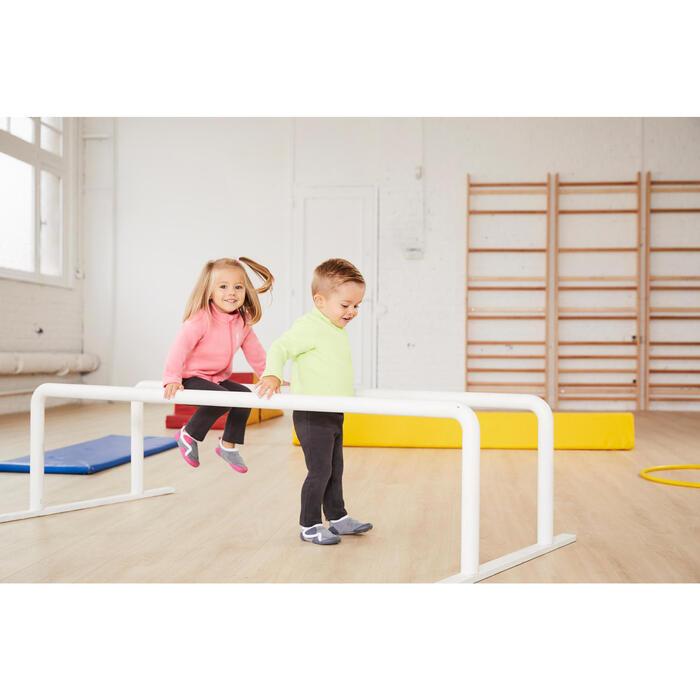 Survêtement 120 Gym Baby zippé imprimé Warm'y Zip - 1102439